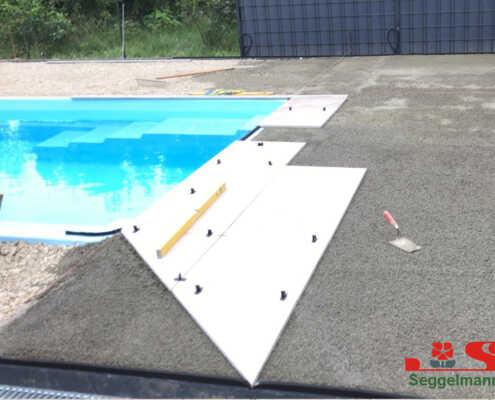 Poola 495x400 Feinsteinzeug Platten verlegen